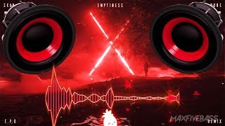 Skan &amp Rune - Emptiness (E.P.O Remix) (BASS BOOSTED)