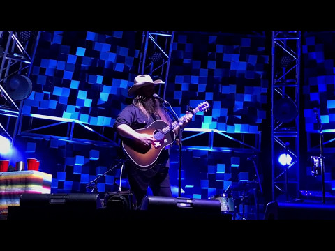 Chris Stapleton - Either Way Verizon Wireless Amphitheater, Alpharetta, GA 5-6-2017