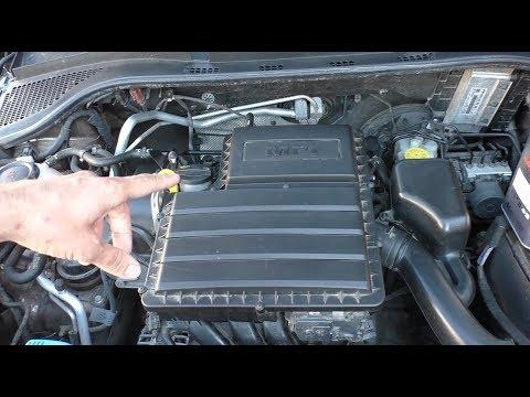 Причина жора масла найдена!!! Мотор 1,6 VW - Skoda CWVA/CWVB