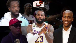 Dumb Things NBA Players Said About LeBron James