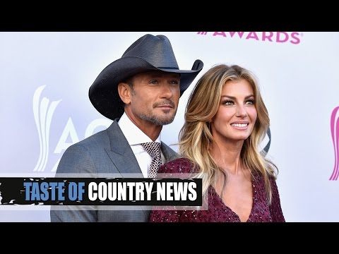 Faith Hill Sings 'Happy Birthday' to Tim McGraw