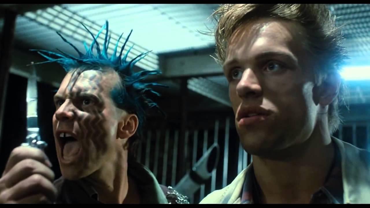 The Terminator (1984): (Punk says)