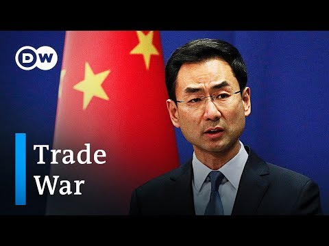 US-Chinese trade negotiations set to resume | DW News Mp3
