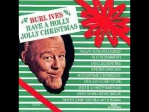Santa Claus is Comin' to Town Burl Ives