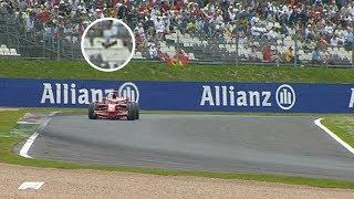 An Exhausting Race For Kimi Raikkonen | 2008 French Grand Prix