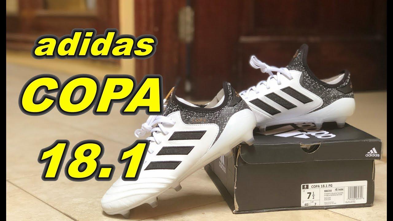 huge discount 29442 1834c ADIDAS COPA 18 1  Unboxing, Review  On Feet  EK18VLOG88