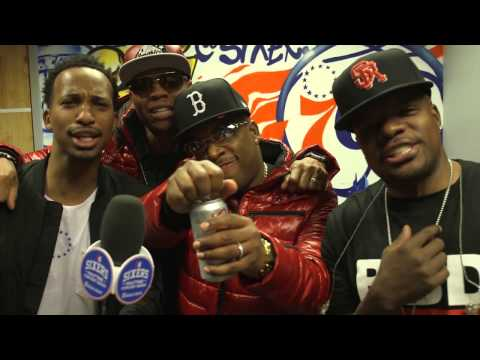 1-on-1 with Christian Crosby | Bell Biv Devoe