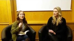 Interview with Sarah J Maas - Glasgow October 2016