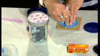 Mason Jar Craft Ideas from Country Woman Magazine