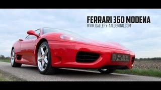 FERRARI 360 MODENA - 2003 | GALLERY AALDERING TV