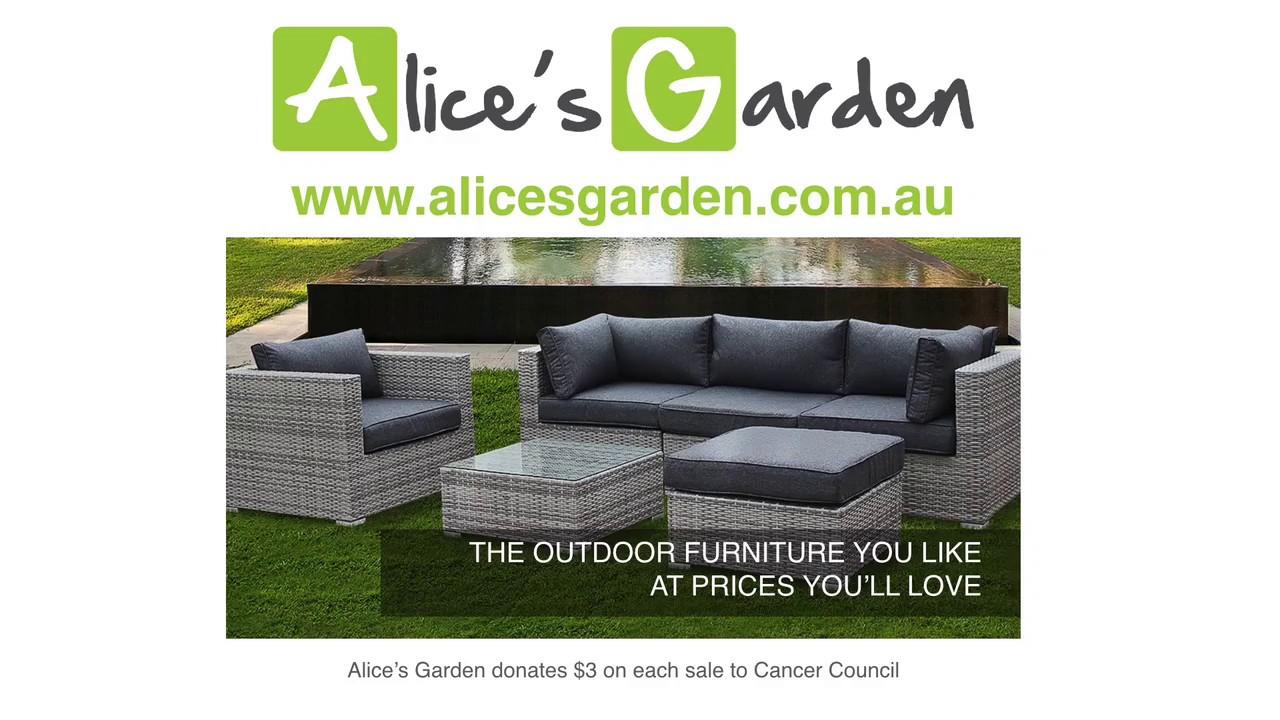 ALICE\'S GARDEN | Outdoor Lounge TRIPOLI | Outdoor Furniture European Design