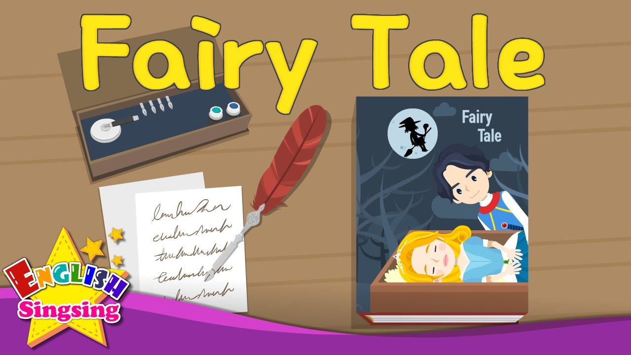 Kids vocabulary - Fairy Tale - Fairy Tales - Prince and Princess - Learn English for kids