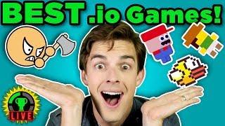 More Fun Than Fortnite? | Surviv.io and 3 .io Games