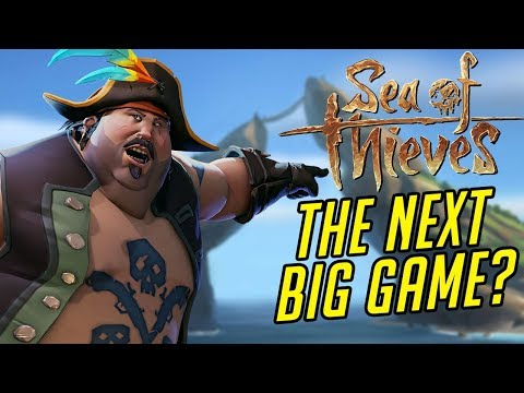 FINAL BETA BEFORE RELEASE!! | Sea of Thieves Gameplay & Livestream