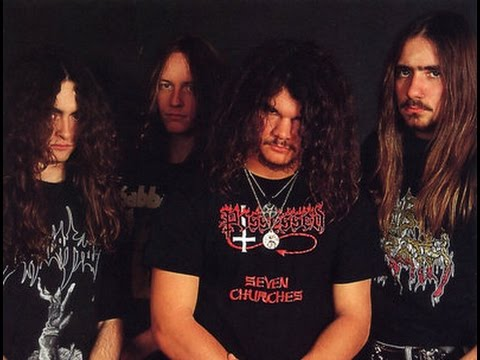"Incantation (Pennsylvania/USA): ""Three Stages"", Live ´92."