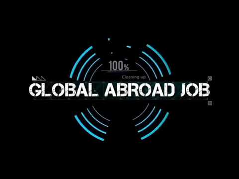 ALL TRADE LINE JOB AVAILABLE !! GULF COUNTRIES JOBS !! GLOBAL ABROAD JOB !!