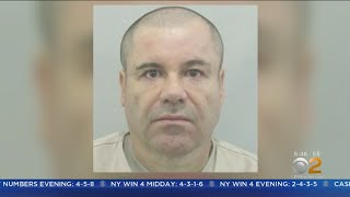 'El Chapo' Wants To Workout