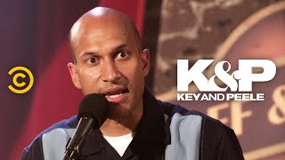 An Insult Comic Meets His Match - Key & Peele