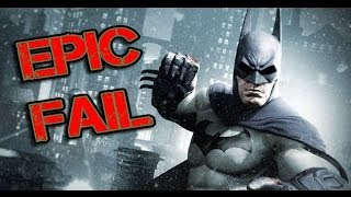 Batman: Origins Bugs & Glitches Angry Rant