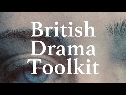 British Drama Toolkit — Available Now