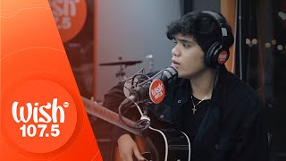 "Dionela performs ""Agaw"" LIVE on Wish 107.5 Bus"