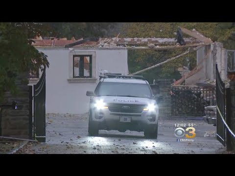 Investigation, Cleanup Underway After Gladwyne House Explosion