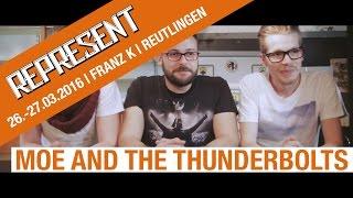 REPRESENT-TV | Reutlingen | 2016 | Moe And The Thunderbolts