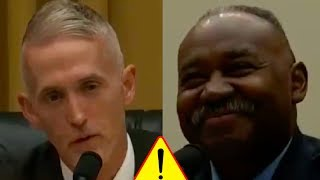 Trey Gowdy Makes His Police Chief Smile!