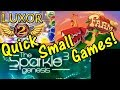 Quick Small Games!