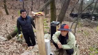 Repeat youtube video 남굴사 수석동 녹취현장*100% 북괴군의 남침땅굴 굴착기계소리 입니다.(남굴사대표 김진철목사)