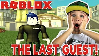 I AM THE LAST GUEST in ROBLOX