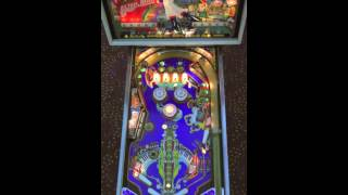 Captain Fantastic Pinball Gameplay