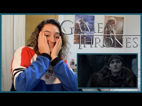 """Game of Thrones Reaction to """"Winterfell"""" 8x01"""