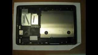 ремонт acer iconia tab a211 a210 замена экрана дисплейного модуля