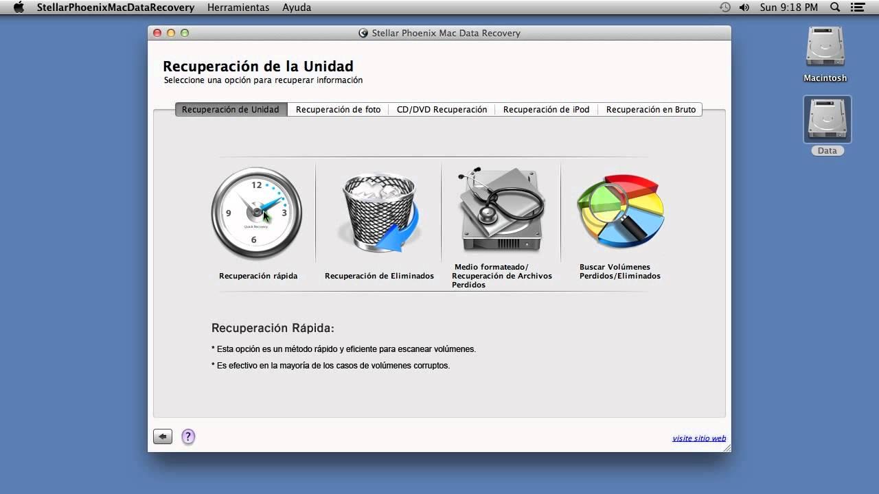 Recuperar Archivos Eliminados Mac - YouTube