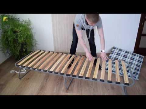Кровать раскладная «Алина». Обзор раскладушек и раскладных кроватей
