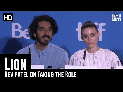 Dev Patel on Taking the Role - Lion Press Conference (TIFF 2016)