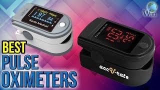 10 Best Pulse Oximeters 2017