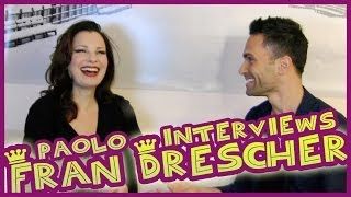 "Fran Drescher Backstage at Broadway's ""Cinderella""!"