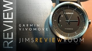 Garmin VivoMove Activity Tracker - REVIEW