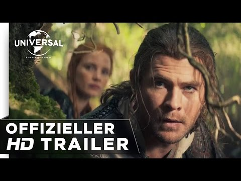 The Huntsman & The Ice Queen - Trailer #2 deutsch / german HD