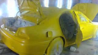 Proton Perdana (Kuning)- BACHOK AUTO SPRAY