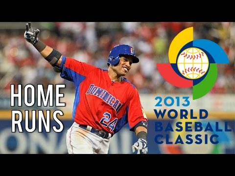 MLB | 2013 World Baseball Classic Home Runs