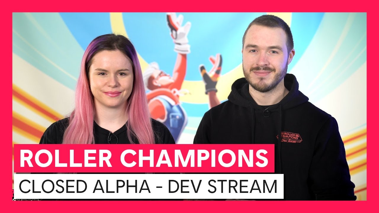 Roller Champions: Closed Alpha Dev Stream