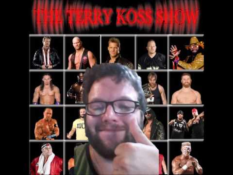 The Terry Koss Show (A Wrestling Podcast) Episode 2