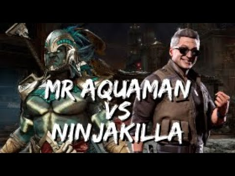 MrAquaman (Kotal) Vs NinjaKilla (Johnny)
