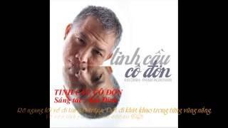 Lyrics//Tinh Cầu Cô Đơn//Kai Đinh//Phạm Hoài Nam ft Mộc Saigon Band