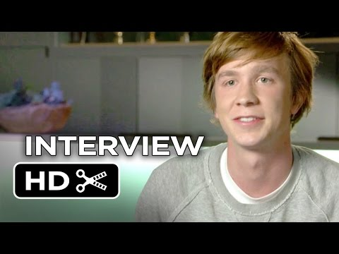Me and Earl and the Dying Girl Interview - Thomas Mann (2015) - Olivia Cooke Drama HD