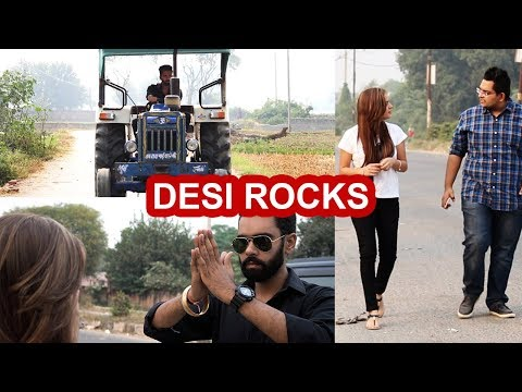 Desi People Always Rocks | Dheeraj Dixit | Karamjale