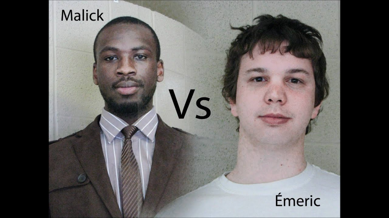 Malick Diagne Vs Émeric Garon, élection AGE UQTR 2011 - YouTube ea3bffe559